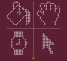 Mac Cursor Icons by f-zimba