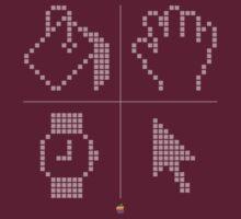 Mac Cursor Icons by f-zimba