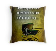 What will the towns folk think? Throw Pillow