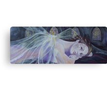 Beyond the stars - ( Nymph2) Canvas Print