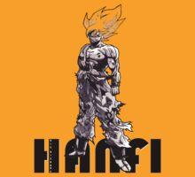 Son Goku DBZ by bigbizarre