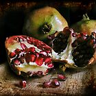 Pomegranates n.2 by Silvia Ganora