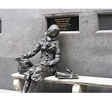 Eleanor Rigby in Liverpool Photographic Print