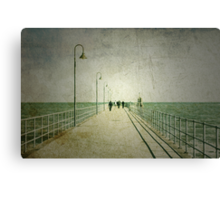 Halcyon Days Canvas Print