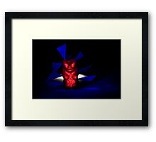 Gummy Bear Photography - Not About the Looks Framed Print