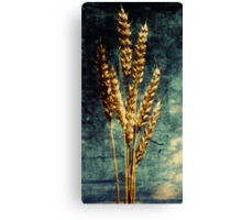 The Final Harvest. Canvas Print