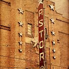 Astor Theatre by Angie Muccillo