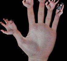 handy hand by HoodedYouth