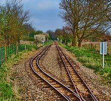 Bure Valley Railway Norfolk UK by Mark Snelling