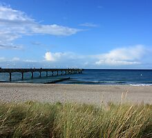 Late Summer's Day - Heiligendamm by BettinaSchwarz