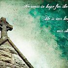 Psalm 33:20 by Kristen Coleman