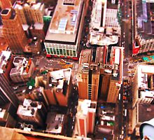 Bright Colors, Big City by Pipewrench67