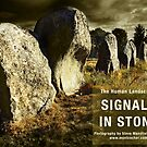 The Human Landscape: Signals in Stone by WebVivant