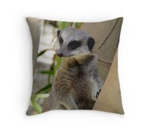 Stag Duty Throw Pillow