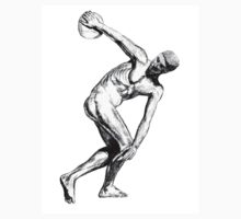 Ancient Greece - The Discus Thrower T-Shirt