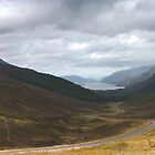 Loch Maree Scotland by jacqi