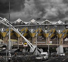 Cubics Houses at Rotterdam. by cocoon