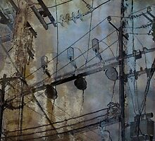 Crossed Wires by Simone Riley