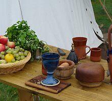 medieval still life? by sceneclickseen