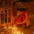 DIWALI,  A FESTIVAL OF LIGHTS by RakeshSyal