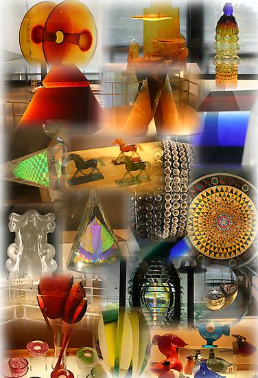 Corning Glassworks by Michael Rubin