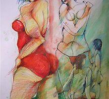 RUBENS FORM 2 by GittiArt
