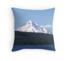 Mt Hood 4 Throw Pillow