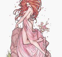 Cherry Blossom by LilyM