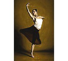 Elegant Dancer Photographic Print