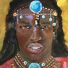 MAGNIFICENT MASSAI  by LJonesGalleries