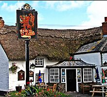 """Old Cornish Pubs"" by Malcolm Chant"