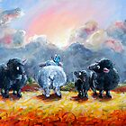 The Black Sheep of the Family by Conni Togel