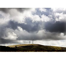 Edenfield - A View  Photographic Print