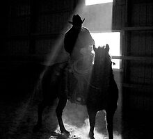 Horse and Rider_ Image_3 by mcbridekramer
