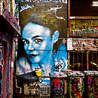 Melbourne Graffiti by Louise Fahy