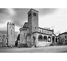 The Old Church Photographic Print