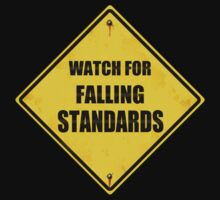 Falling Standards by MsMiscellaneous