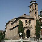 Iglesia de San Gil y Santa Ana by Allen Lucas