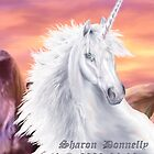 Galadriël, The Magical Maiden Unicorn by Artsieladie