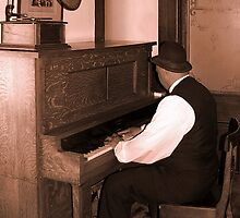 Old time melody by Erika Gouws