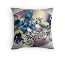 First Rites of Spring Throw Pillow