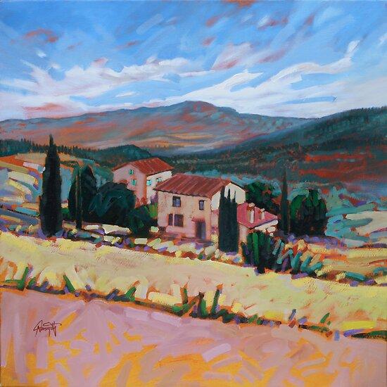 Chianni Hills by scottnaismith