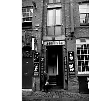 Lennon's Bar Photographic Print