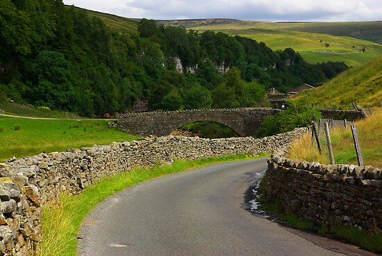 Keld Bridge by Trevor Kersley