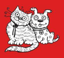 Best Friends Tee by Anita Inverarity