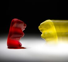 Gummy Bear Photography - The Pursuit of Success by michalfanta
