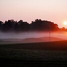 The Hills of Hazeltine - PGA by Trenton Purdy