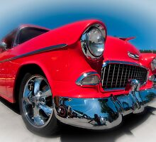 55 Chevy by JimGuy