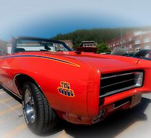 Ram Air IV GTO Judge Convertable by JimGuy