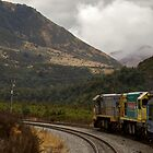 The Mountain Train by Brendan Henry